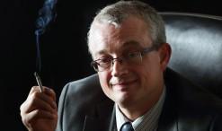 Mgr. Marek Benda. Poslanec PČR (ODS). Fotografováno v Praha1.6.2016. kancelář Marek Benda